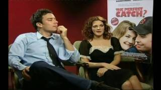 drew barrymore jimmy fallon celeb extra