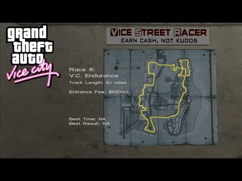 GTA: Vice City - All Side-Missions (PC)