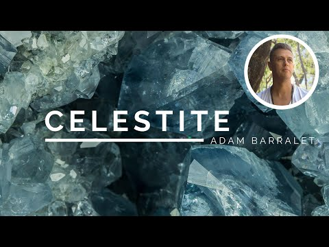 Celestite - The Crystal of Heavenly Beauty