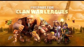 CLAN WAR LEAGUES ARE COMING TO CLASH OF CLANS!