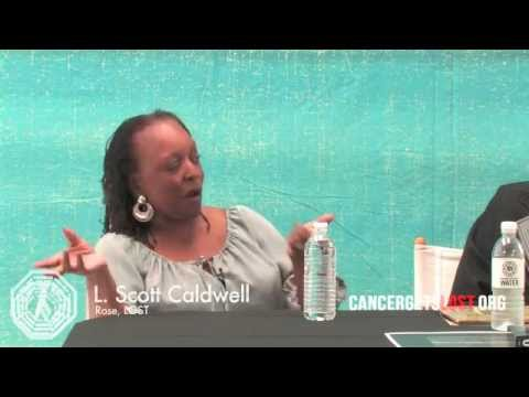 Cancer Gets LOST webcast: L. Scott Caldwell Segment 3