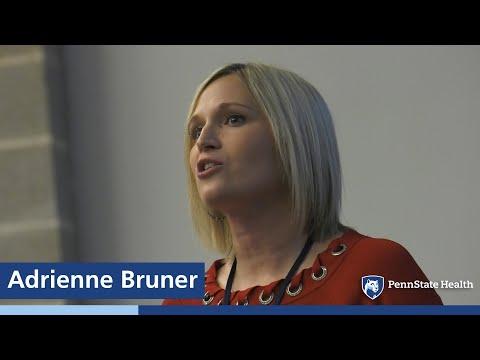I Am Penn State Health - Adrienne Bruner