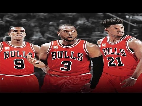 2016 NBA FREE AGENCY NEWS- DWYANE WADE SIGNS WITH CHICAGO BULLS IN FREE AGENCY!! LEAVES MIAMI HEAT!