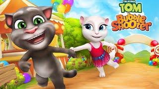 My Talking Angela & My Talking Tom - Games for Kids