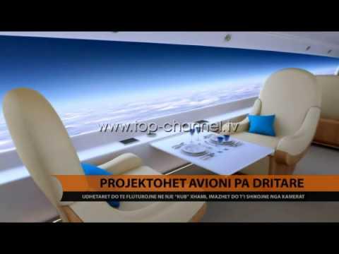 Projektohet avioni pa dritare - Top Channel Albania - News - Lajme