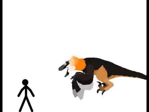Dakotaraptor Test