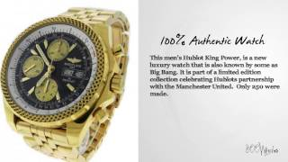 Look at this pre owned Breitling for Bentley GT K13362 18k Yellow Gold Watch