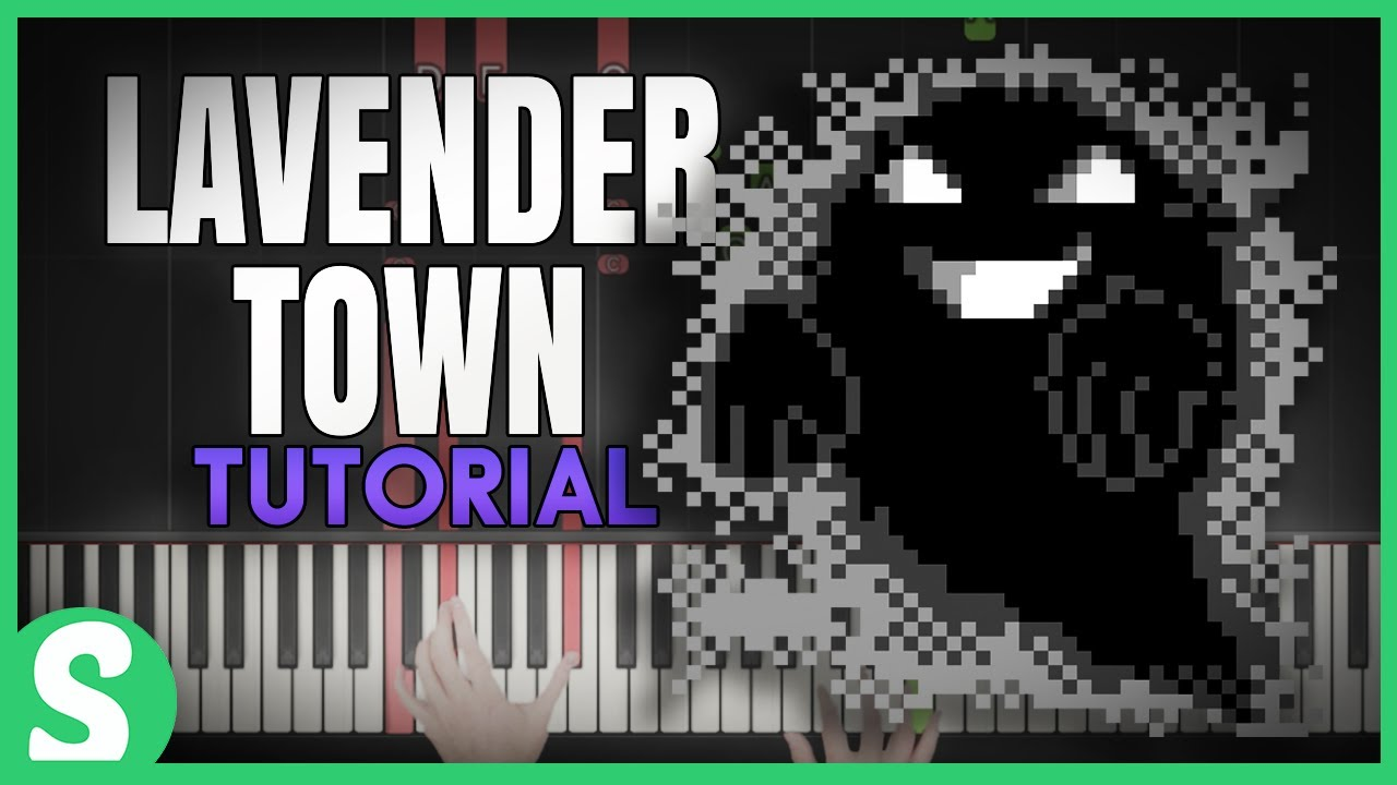 """Download How to Play """"LAVENDER TOWN"""" from Pokémon Red, Blue, and Yellow 