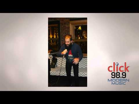 Click 98.9's Megan interviews Capital Cities