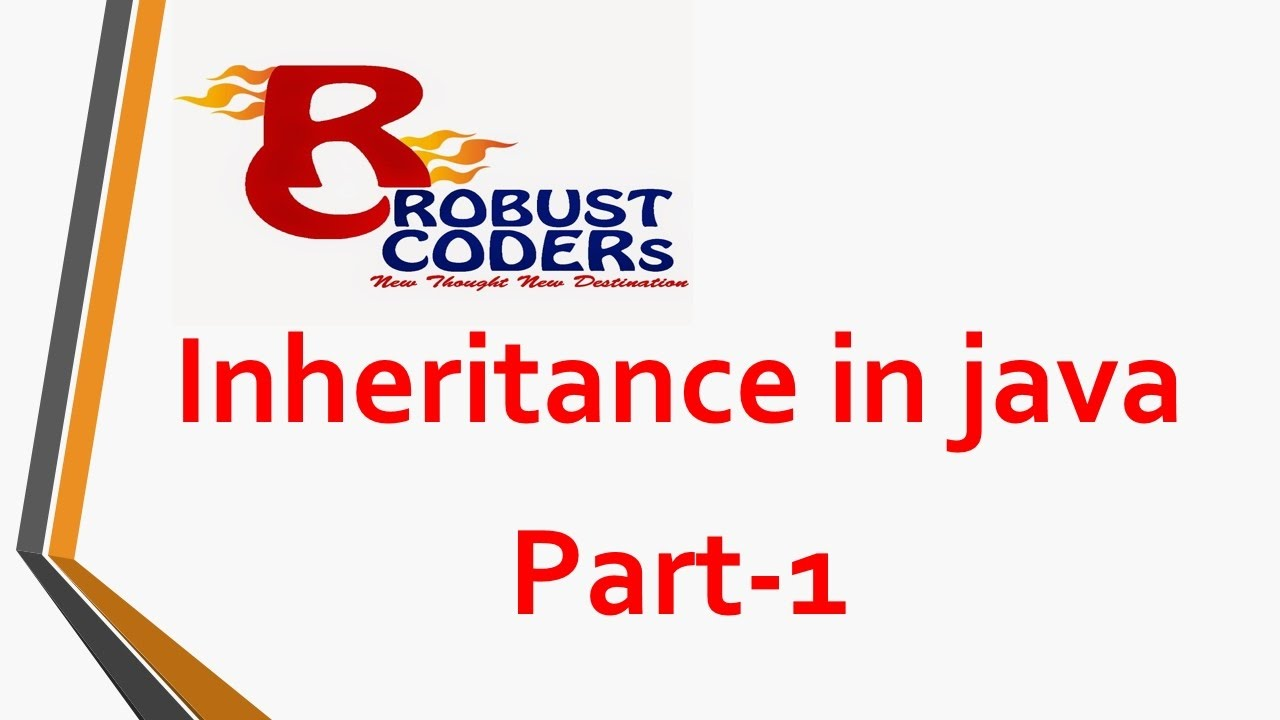 Inheritance in java java tutorial in hindi youtube inheritance in java java tutorial in hindi baditri Image collections
