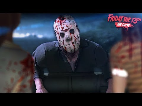 THEY'RE MESSING WITH THE WRONG JASON!!    Friday The 13th (KILLING ALL CAMPERS!!)