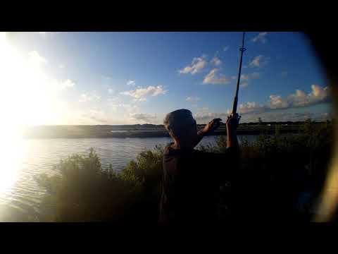 Crab Trap Pole Fishing