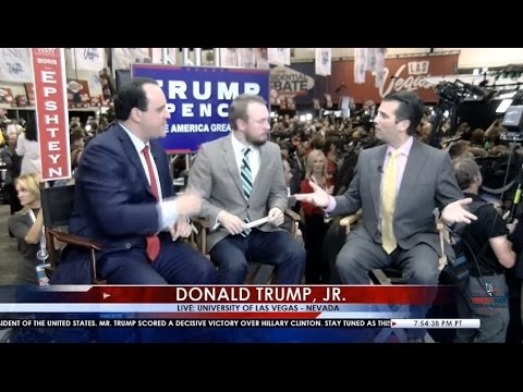 Trump/RSBN Debate Postgame Show LIVE from the Spin Room in Las Vegas 10/18/16