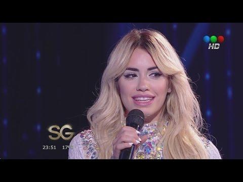 Lali Espósito Con Susana Giménez 19-11-2014 Full HD