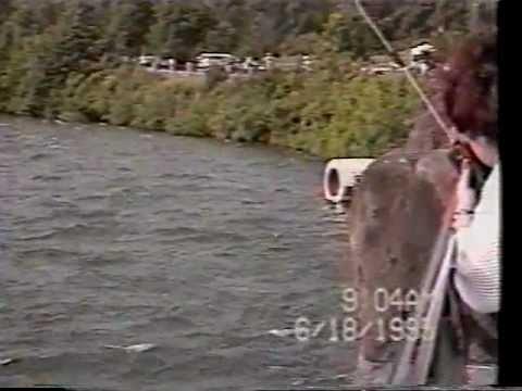 Steve Trotter & Lori Martin 1995 Niagara Falls LTV Video Clips