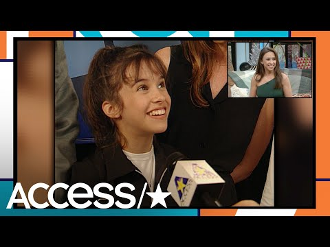 Lacey Chabert Reflects On Her 'Party Of Five' Childhood: 'I Had My First Kiss, My First Bra'