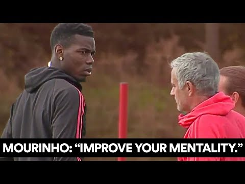 MOURINHO VS POGBA: IS JOSE RIGHT OR WRONG?