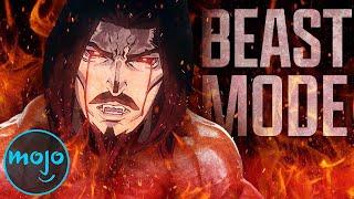 10 самых популярных персонажей Castlevania в режиме зверя