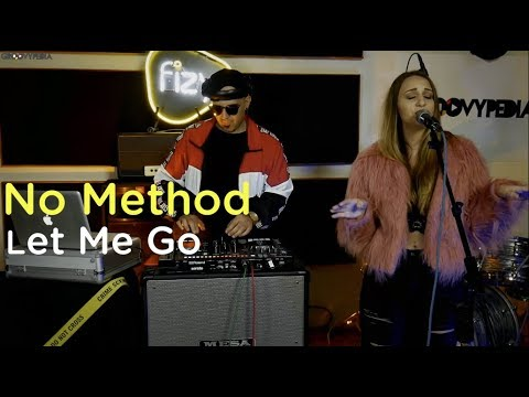 No Method - Let Me Go // Groovypedia Studio Sessions