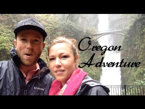 Oregon Adventure: Astoria, Cannon Beach, Portland, Goonies Movie Set
