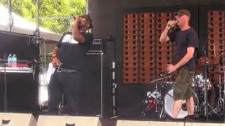 JUST NOT INTERESTED - SEWER RATS BK Live at Afropunk Festival 2014 : PROMO