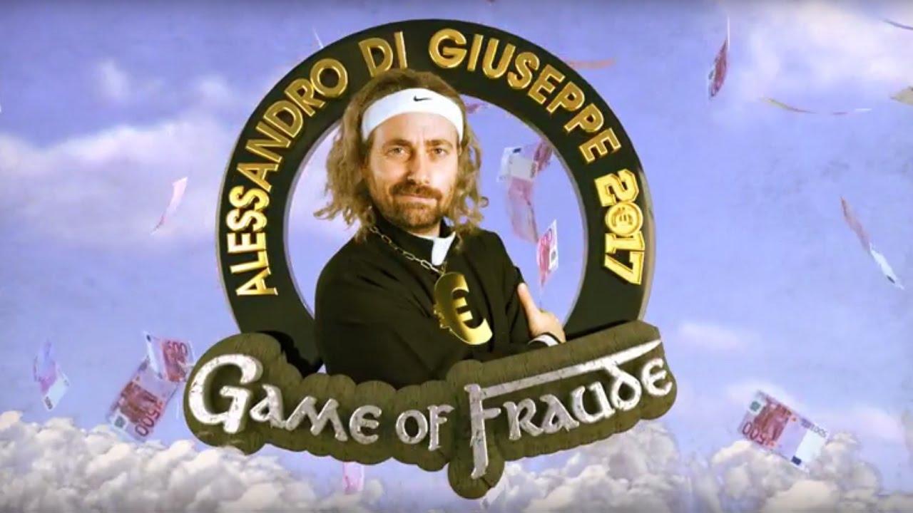 GAME OF FRAUDE - Extrait du Clip de campagne d'Alessandro Di Giuseppe