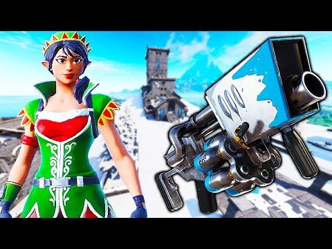 The NEW Fortnite Holiday Update is LOADED!! (PATCH NOTES v7.10) thumbnail