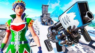 The NEW Fortnite Holiday Update is LOADED!! (PATCH NOTES v7.10)