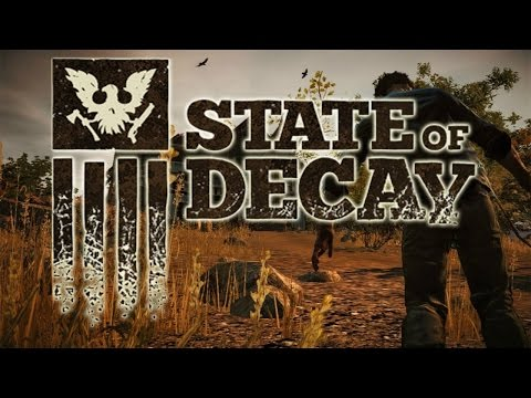 State of Decay: Year One Survival Edition - Первый взгляд