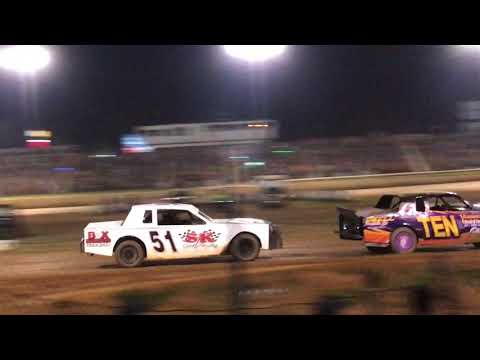 Brad Calhoun Dirt Track Racing 06/30/18