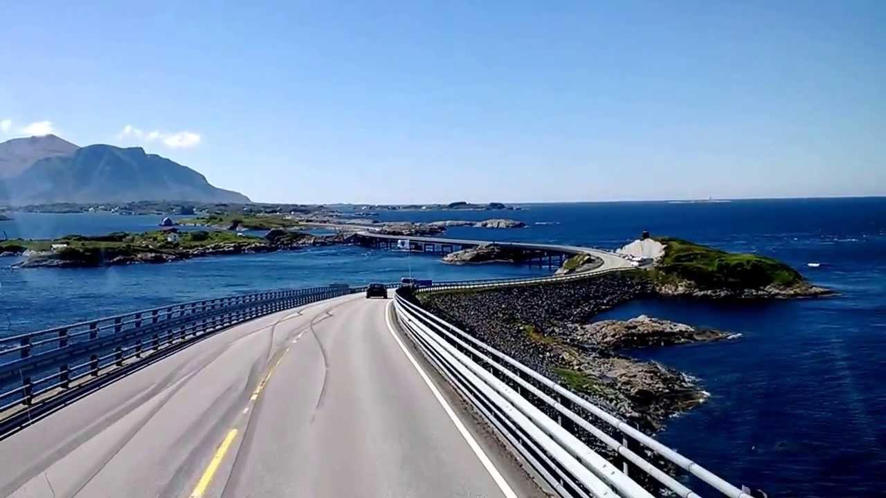 The atlantic highway norway june 2013 youtube publicscrutiny Choice Image