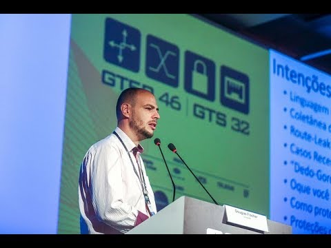 GTER 46: Automatização de Listas de Prefixos em Peering BGP