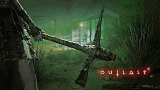 Outlast 2 - Pelicula completa en Español - PC Ultra [1080p 60fps]