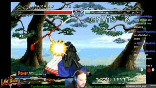 The Last Blade 2: Heart of the Samurai on Sega Dreamcast