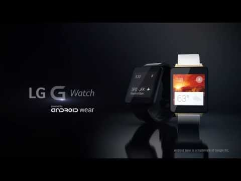 "LG Teases The Android Wear-Powered G Watch, A Smartwatch ""Ready For Anything"""