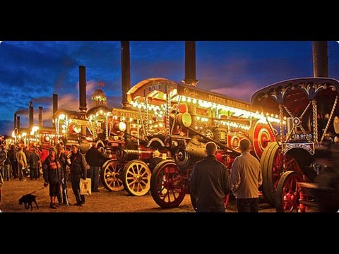 Great Dorset Steam Fair 2015