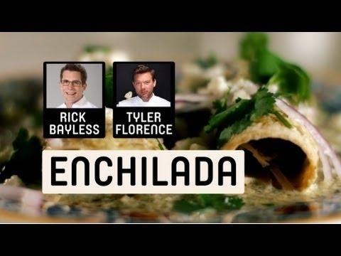 Recipe Wars - Chicken Enchiladas