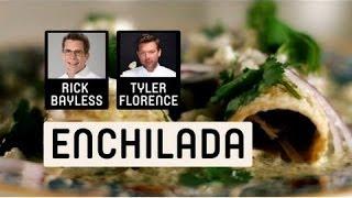Recipe Wars - Chicken Enchiladas