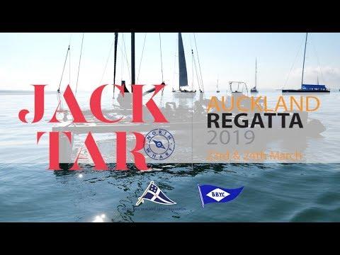 2019 Jack Tar Auckland Regatta
