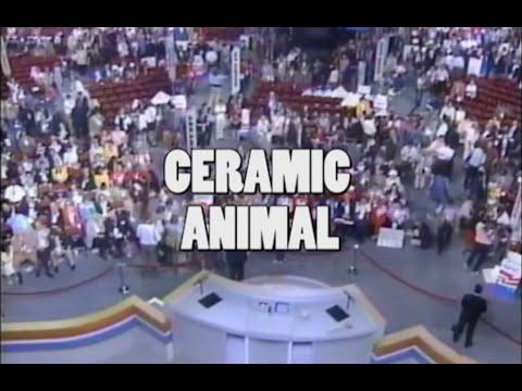 CERAMIC ANIMAL - Dreams Via Memories