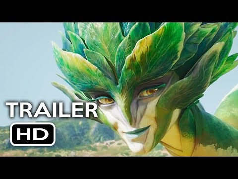 Thumbnail: A Wrinkle in Time Official Trailer #2 (2018) Oprah Winfrey, Chris Pine Fantasy Movie HD