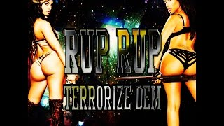 DJ KENNY RUP RUP TERRORIZE DEM DANCEHALL MIX MAR 2015