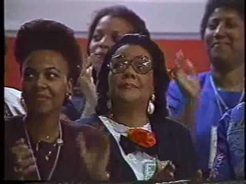 Jesse Jackson Speech to 1988  Convention Pt 8