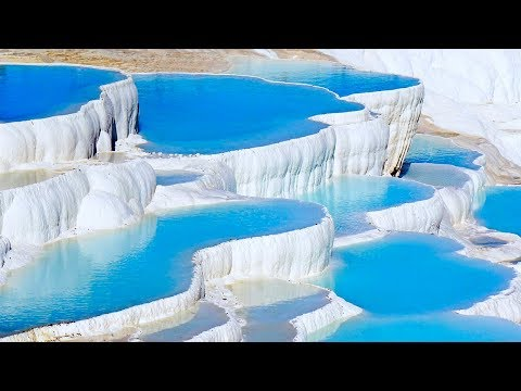 Самые красивые природные бассейны