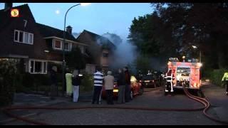 Huis in Dongen verwoest door brand