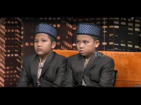 Ahmad dan Kamil, Dua Hafiz Cilik | HITAM PUTIH (20/11/18) Part 2