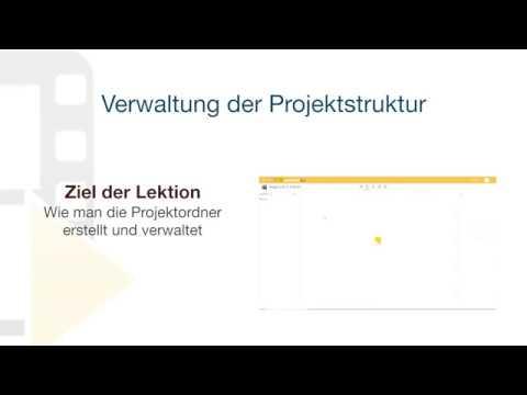 Tutorial von usBIM.platform ONE - Verwaltung der Projektstruktur - ACCA software thumbnail