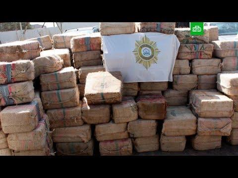 Послевкусие: российских моряков подозревают в контрабанде 9,5 тонн кокаина