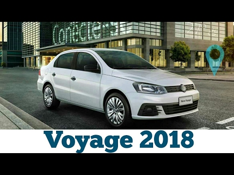 novo volkswagen voyage 2018 interior e exterior atualizado top sounds youtube. Black Bedroom Furniture Sets. Home Design Ideas