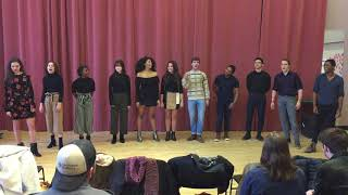 Carnegie Mellon Musical Theatre 2021 sings Songs for a New World